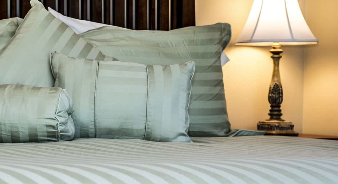 Hunt Country Room - Luxury sheets from Comphy Co.