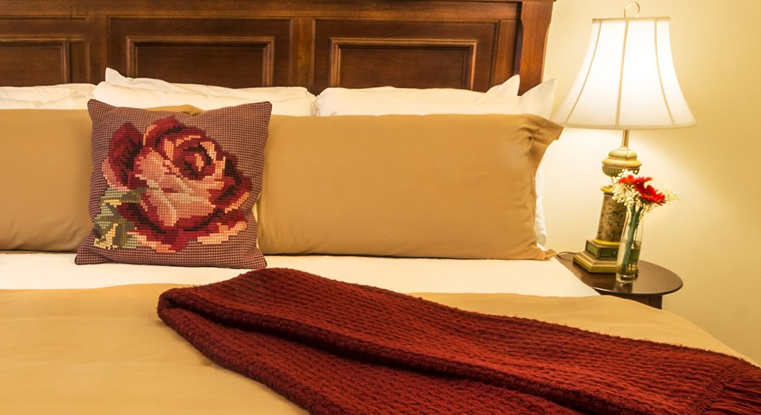 Rose Room - Luxury sheets from Comphy Co.