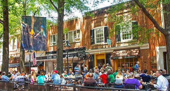 Top  Restaurants In Charlottesville